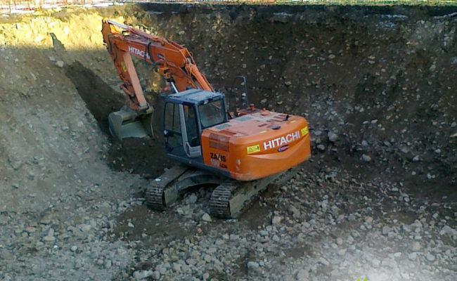 scavo-abitazione